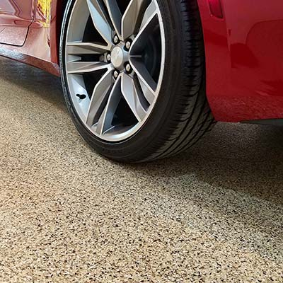 Roll On Rock Epoxy Flake Kits Garagecoatings Com