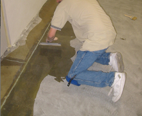 4100 Vapor Stop Moisture and Vapor Blocking Clear Epoxy Concrete Garage and Commercial Flooring and Coating