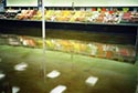 Grocery Store with Moisture-Blocking Concrete Floor Sealer