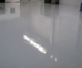 4150 Vapor Stop Moisture and Vapor Blocking Pigmented Epoxy Concrete Garage and Commercial Flooring and Coating