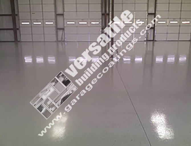 Moisture Blocking Concrete Sealer Mve Garage Floor
