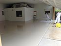 Coating a White Garage Floor