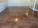 Construction Concrete Shining Finish