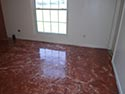 Silver Gloss Epoxy Flooring Finish