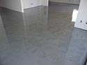 Grey Metallic Home Flooring