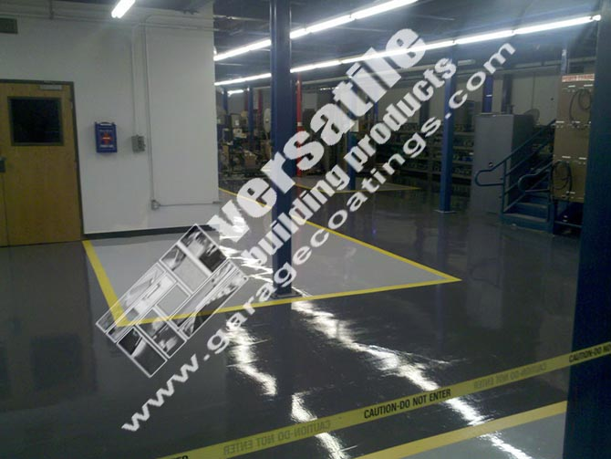 4800 1 5 Gal Kit Low Yellowing Clear Industrial 100% Solids Epoxy Flooring