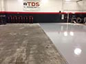 Tire Warehouse with Concrete Floor Epoxy