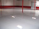 High-Gloss Concrete Epoxy Coating