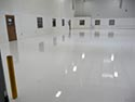 New Industrial Concrete Epoxy Floor