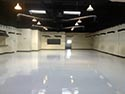 New Installation of Epoxy Floor