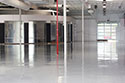 Large Facility with White Epoxy Floor Coating