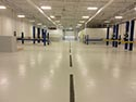Industrial Epoxy Floor Coating Over Concrete