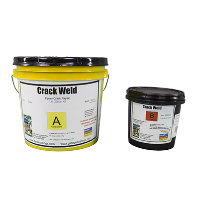 Crack-Weld 1 Gallon Kit