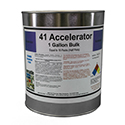 Epoxy Accelerator 41 1 Gallon Bulk (4 units) for 4100, 4150 & 4195 Series Moisture Blocking Epoxy  Flooring Primer-Sealers