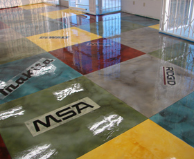 5073 Fast Drying Polyurea Flooring Sealer For Coated Concrete Commercial Floors