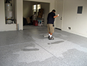 Garage Coatings using 5073 Polyurea Sealant