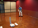 Retail Space Fast Drying Floor
