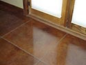 Home Interior Tile Floor Coating