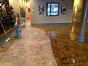 Decorative Concrete Flooring for Restaurant