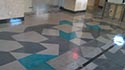 Decorative Concrete Design for Industrial Space