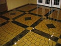 Creative Tile Design With a Reflective Gloss