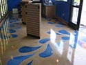 Decorative Concrete Flooring Design Ideas