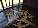 Decorative Concrete Design with Fast Primer