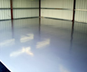 5350 Chemical Resistant Urethane Clear Flooring Topcoat