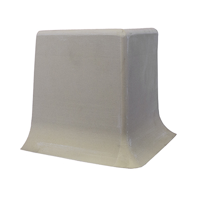 "Speed Cove  8"" Outside Corner (12 pieces per box)"
