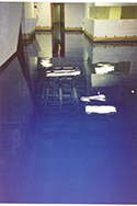 Colored Epoxy Flake Flooring