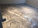 Lava Flow« Decorative Metallic Epoxy Concrete Floor Coating for Garage Floors