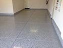 Tiled Concrete Epoxy Flake