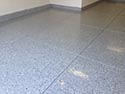 Tiled Concrete Epoxy Flake 2